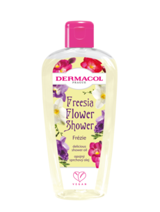 FLOWER CARE delicious shower oil Freesia