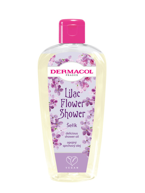 FLOWER CARE delicious shower oil Lilac