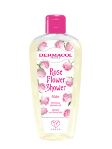 FLOWER CARE delicious shower oil Rose