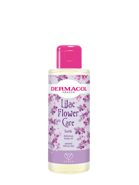FLOWER CARE delicious body oil Lilac