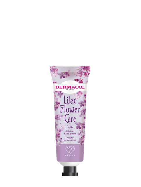 FLOWER CARE delicious hand cream Lilac