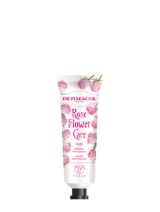 FLOWER CARE delicious hand cream Rose