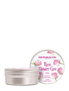 FLOWER CARE delicious body butter Rose