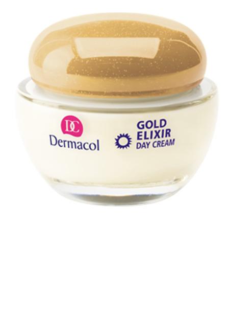 Dermacol - Omladzujúci kaviárový denný krém SPF 10 - Gold Elixir Caviar Day Cream - 50 ml