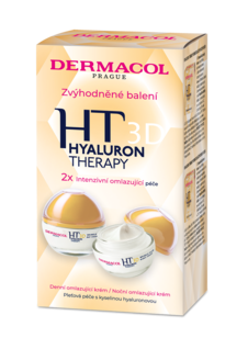 3D Hyaluron Therapy duopack day and night cream
