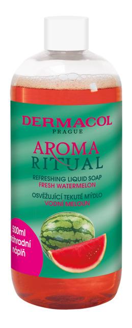 Dermacol Aroma Ritual - mydlo na ruky - melon